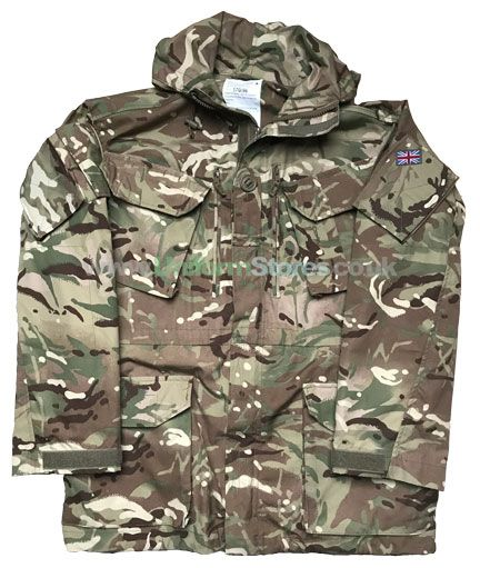 MTP PCS Smock Windproof Air Cadets Army Cadets BRAND NEW